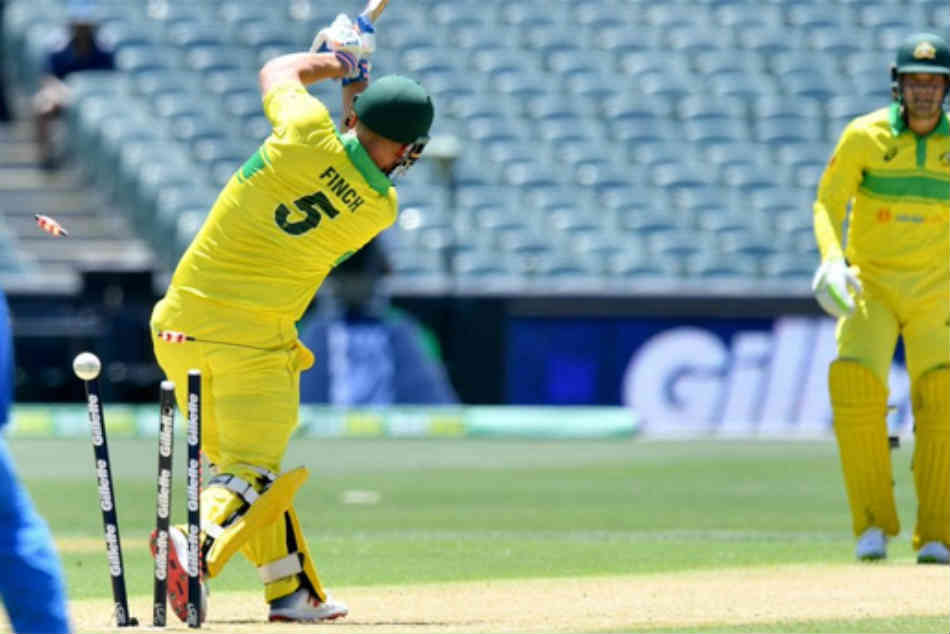 Australia Captain Aaron Finch Fails Horror Start 100th Odi