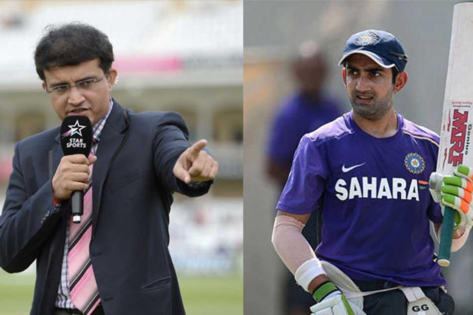 Sourav Ganguly Begs Differ From Gautam Gambhir Backs Virat Kohli As Royal Challengers Bangalore