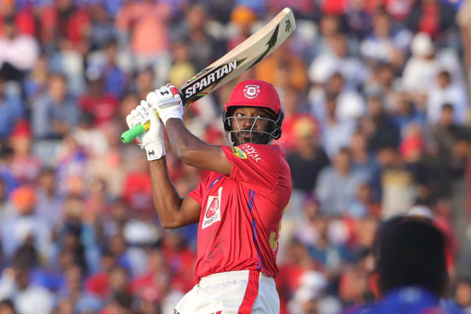 Ipl 2019 Chris Gayle Becomes First Batsman To Score 300 Sixes In Indian Premier League History
