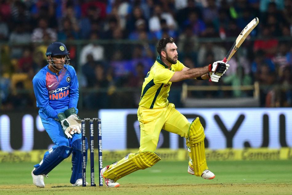 India Vs Australia Glenn Maxwell Wants Bat Higher Up Odis
