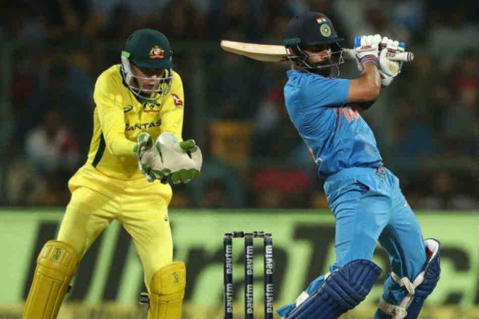 India Vs Australia 2nd Odi Live Streaming When Where Watch Live Coverage On Tv And Online