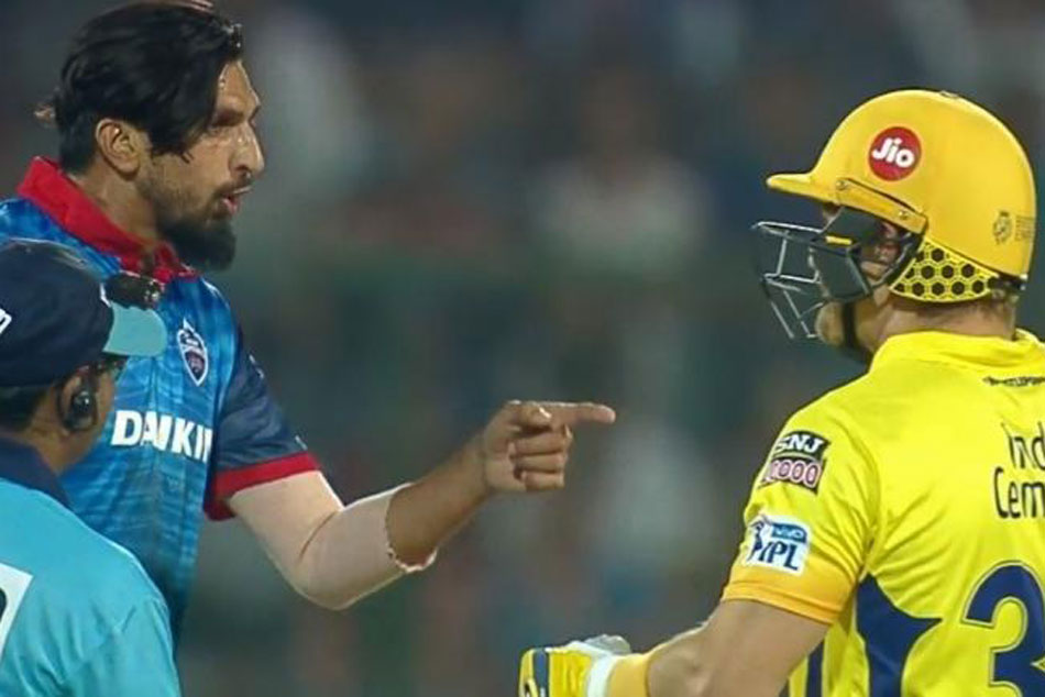 IPL 2019: Shane Watson in heated war of words with Ishant and Rabada