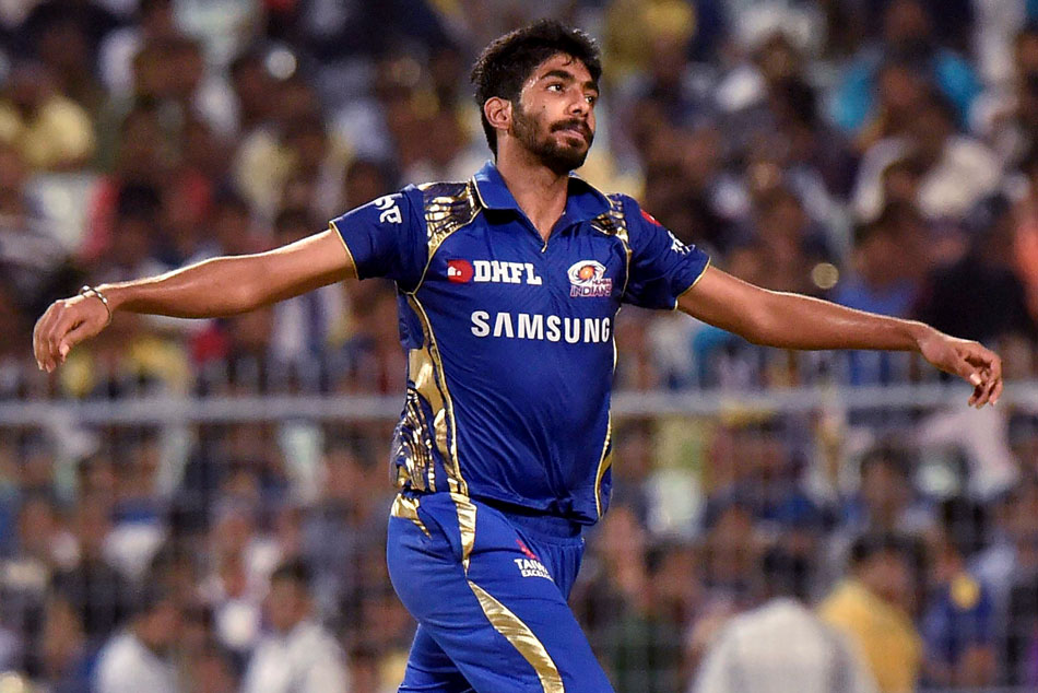 Bumrah Joins Mi For Practice Session But Doesn T Bowl