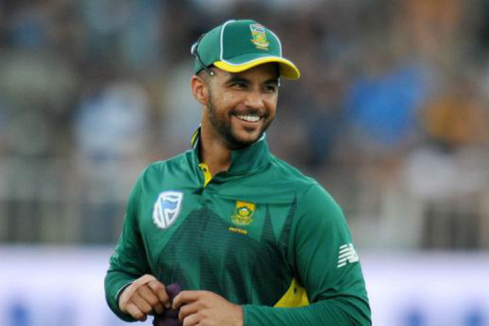 JP Duminy to retire from ODI cricket after World Cup