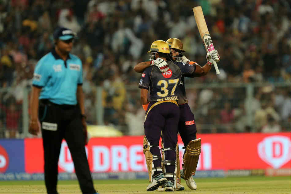 Ipl Live Score Kkr Vs Kxip Ipl Score Kl Rahul Departs Early In Chase Of 219 Against Kkr
