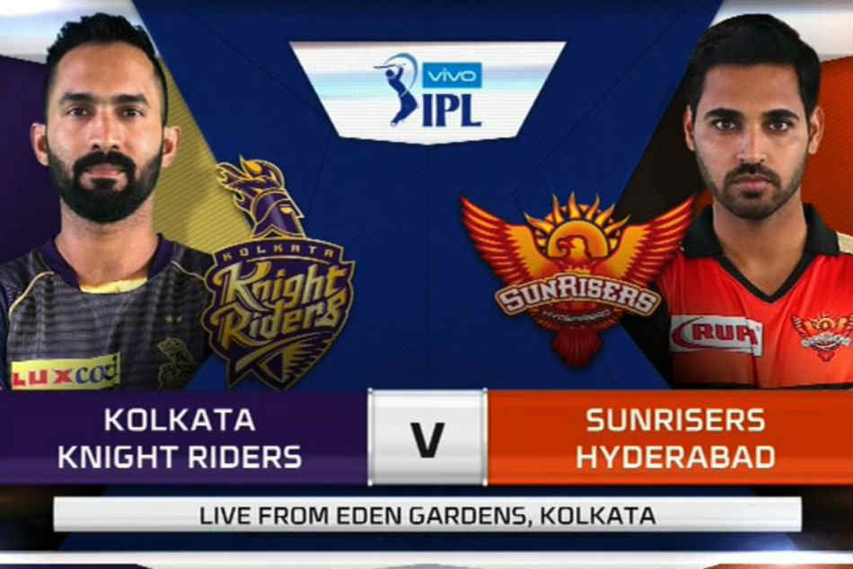 IPL 2019, Live Cricket Score, KKR vs SRH at Kolkata: KKR Opt to Bowl, Bhuvneshwar to Lead SRH