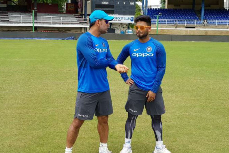 Give Rishabh Pant Chance Bollywood Actor Sunil Shetty Urges Critics To Introspect Amid Ms Dhoni