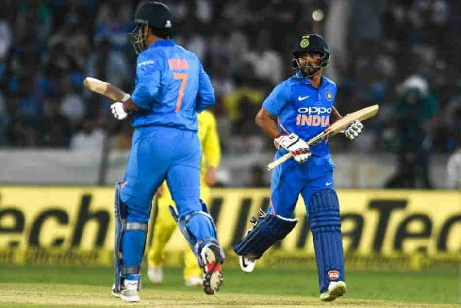 India vs Australia: MS Dhoni, Kedar Jadhav join elite list after match-winning stand in Hyderabad