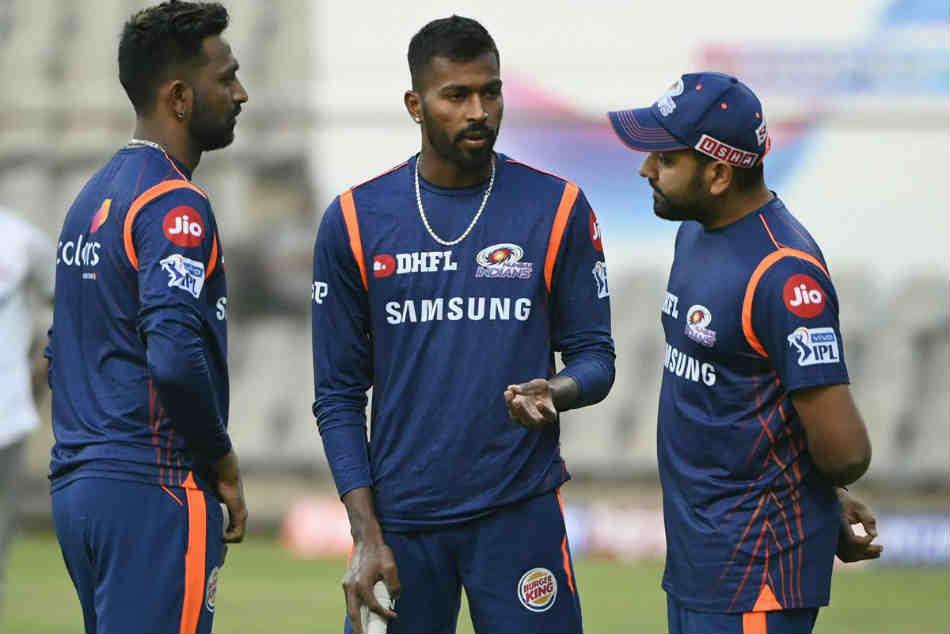 Ipl 2019 Mi Vs Dc Ipl Score Mumbai Indians Win Toss Opt Bowl Vs Delhi Capitals