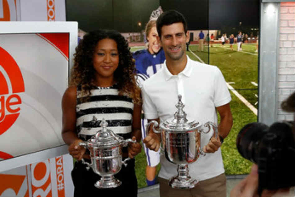 Novak Djokovic Naomi Osaka Simona Halep Knocked On Day Upsets At Indian Wells