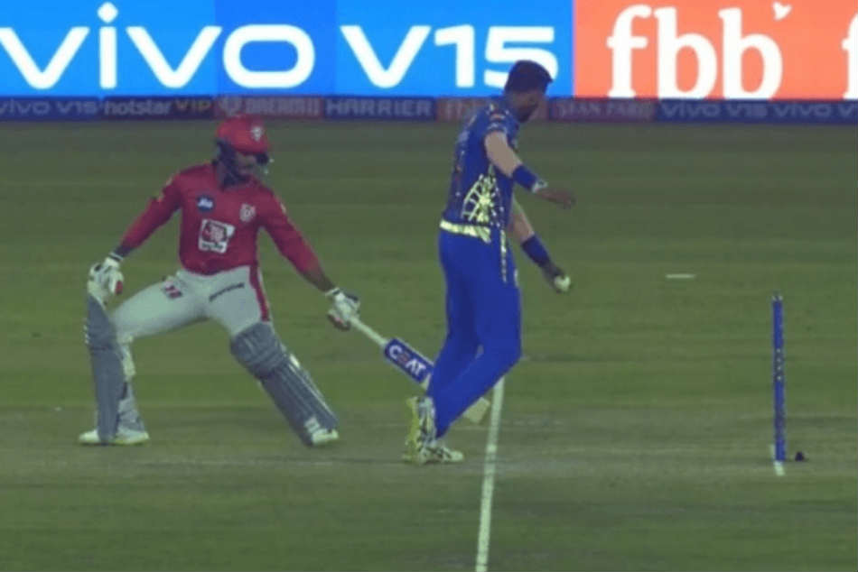 Ipl 2019 Krunal Pandya Wins Respect After Mankad Warning To Kxip Mayank Agarwal