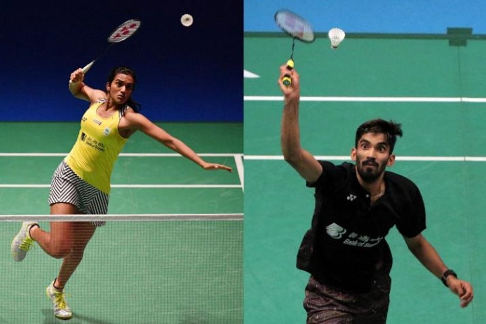 India Open Pv Sindhu Kidambi Srikanth Advance To Second Round
