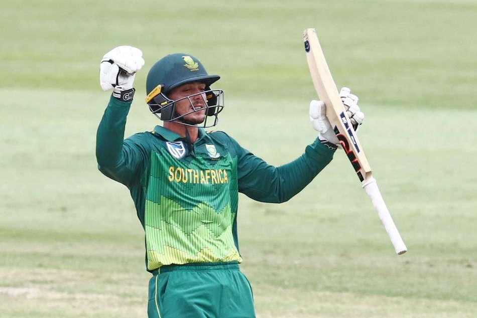 South Africa Vs Sri Lanka 3rd Odi De Kock Ends Hundred Wait As Proteas Seal Series