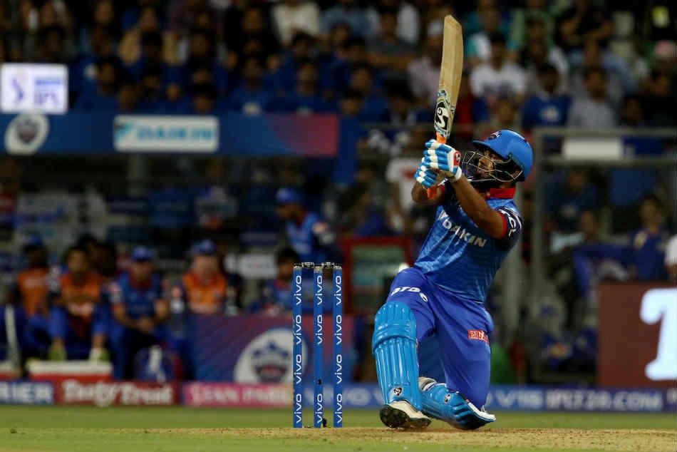 Ipl Live Score Mi Vs Dc Rishabh Pant Blitzkrieg Powers Delhi Capitals To 213