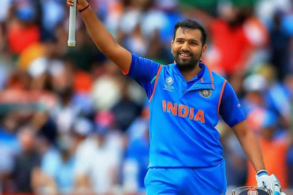 Rohit Sharma Becomes Third Fastest Cross 8000 Odi Runs