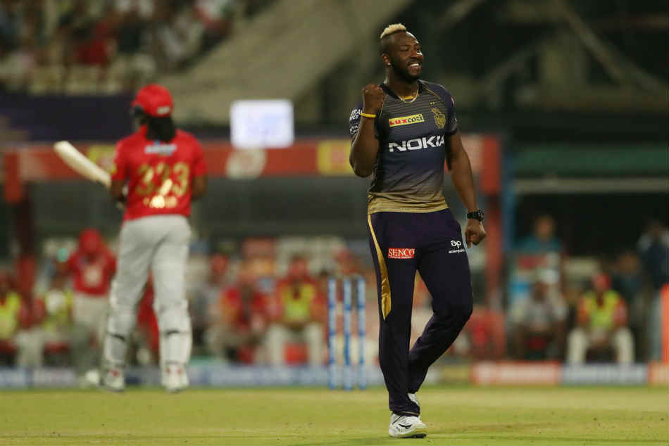 IPL 2019, KKR vs KXIP: Chris Gayle is Still a Bigger Hitter than Me Says Andre Russell