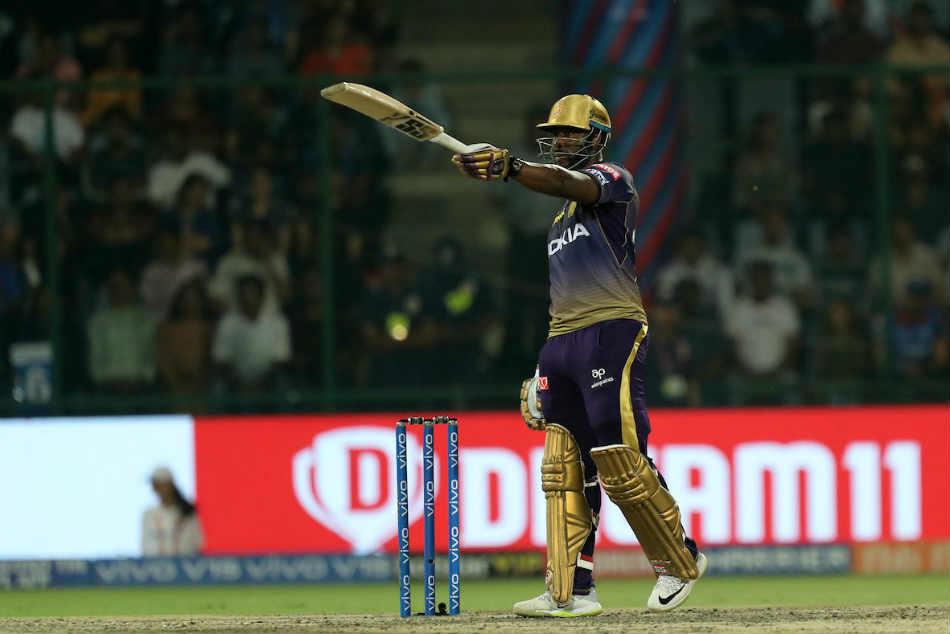 Ipl 2019 Dc Vs Kkr Ipl Score Andre Russell Dinesh Karthik Help Kolkata Knight Riders Reach 185