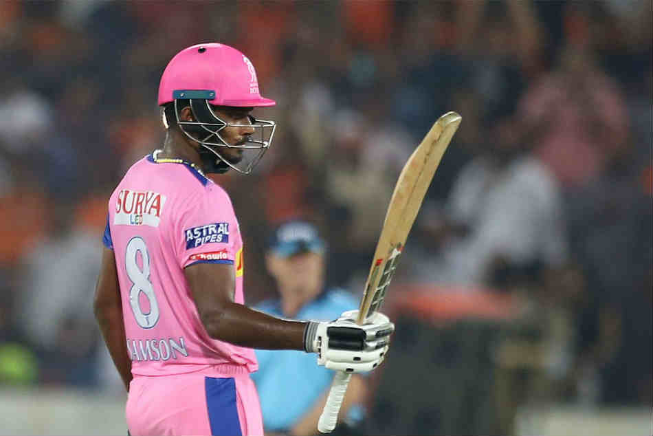 IPL 2019: Sanju Samson joins Virat Kohli, Virender Sehwag in elite list after century against Sunrisers Hyderabad
