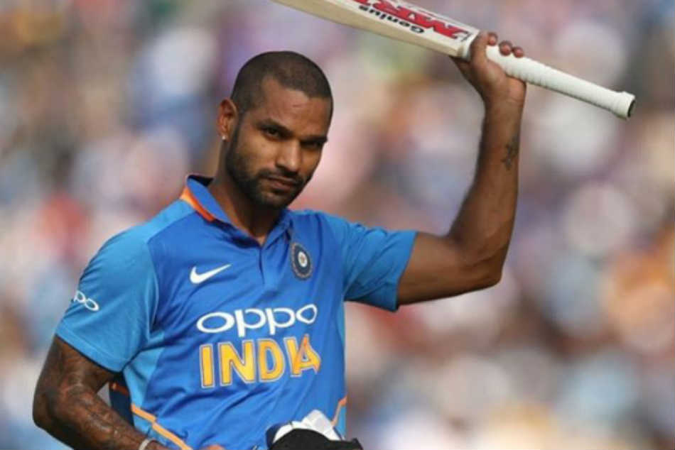 Dhawan Reveals Secret Staying Positive During Lean Patch