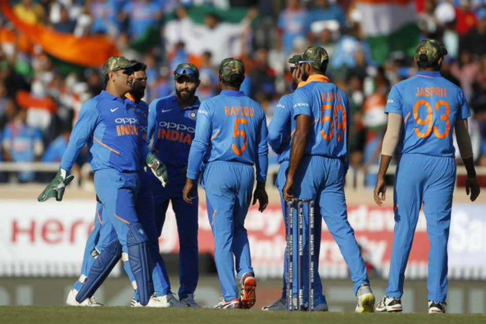 India took permission from ICC to wear army camouflage caps: BCCI on Pakistans protest