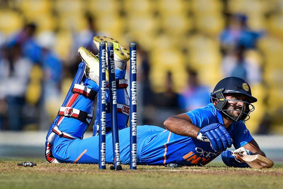 Not Thinking About World Cup Vijay Shankar After Helping India Win 2nd Odi Vs Australia