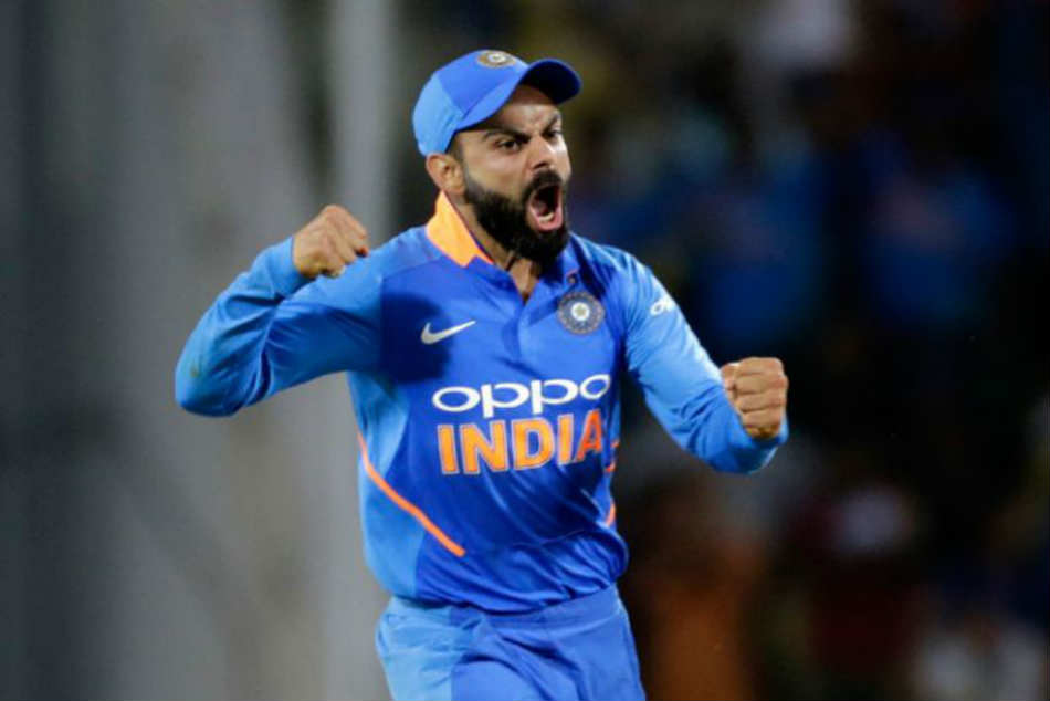 nd Odi Virat Kohli Reveals Keeping Vijay Shankar The Last Over Was Rohit Sharma Ms Dhoni Idea Read