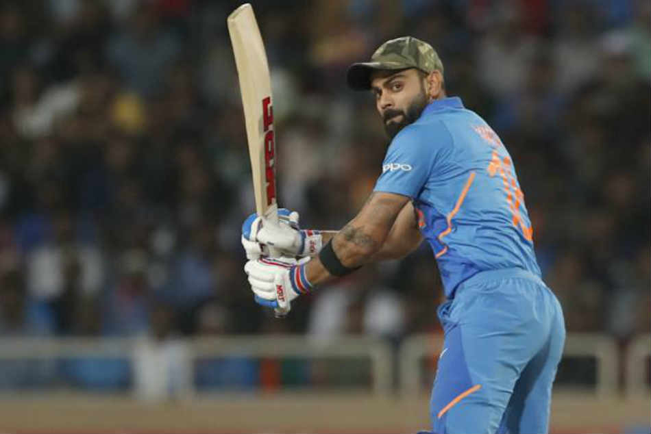 India Vs Australia Virat Kohli Fastest 4000 Odi Runs As Captain
