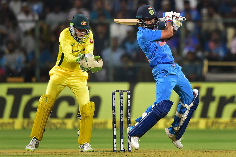 India Vs Australia Statistical Preview The First Odi Hyderabad
