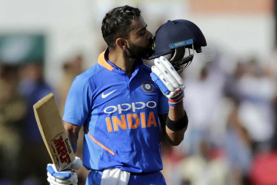 Virat Kohli Becomes Fastest Score 9 000 International Runs As Captain