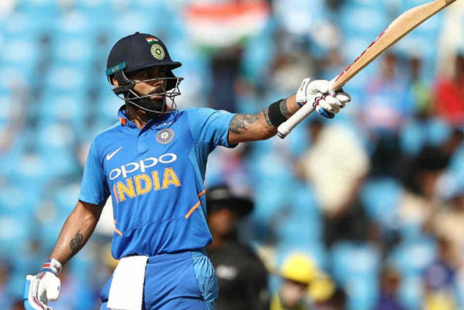 nd Odi Virat Kohli Smashes 40th Odi Hundred 7th Against Australia