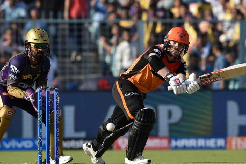 Kkr Vs Srh Live Ipl Cricket Score Match 2 David Warner Vijay Shankar
