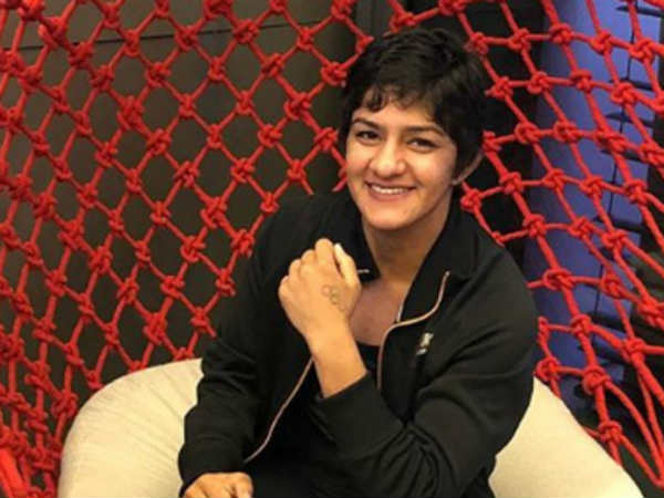 Wrestler Ritu Phogat Dropped From Target Olympic Podium Scheme
