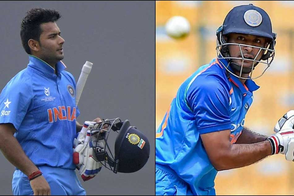 Ambati Rayudu Rishabh Pant Among India S Standbys For Icc World Cup