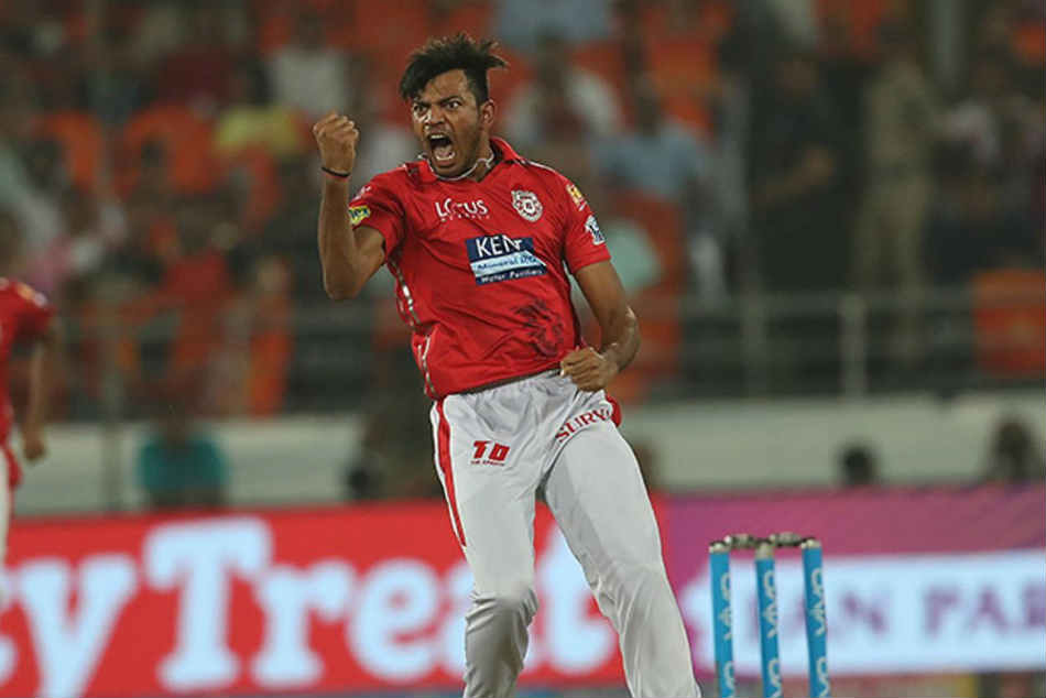 Punjab Vs Hyderabad Our Plans Are Executing Well In Match Says Ankit Rajpoot