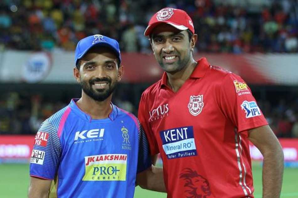 Ipl 2019 Match 32 Kxip Vs Rr Rajasthan Royals Win The Tos And Elect To Field