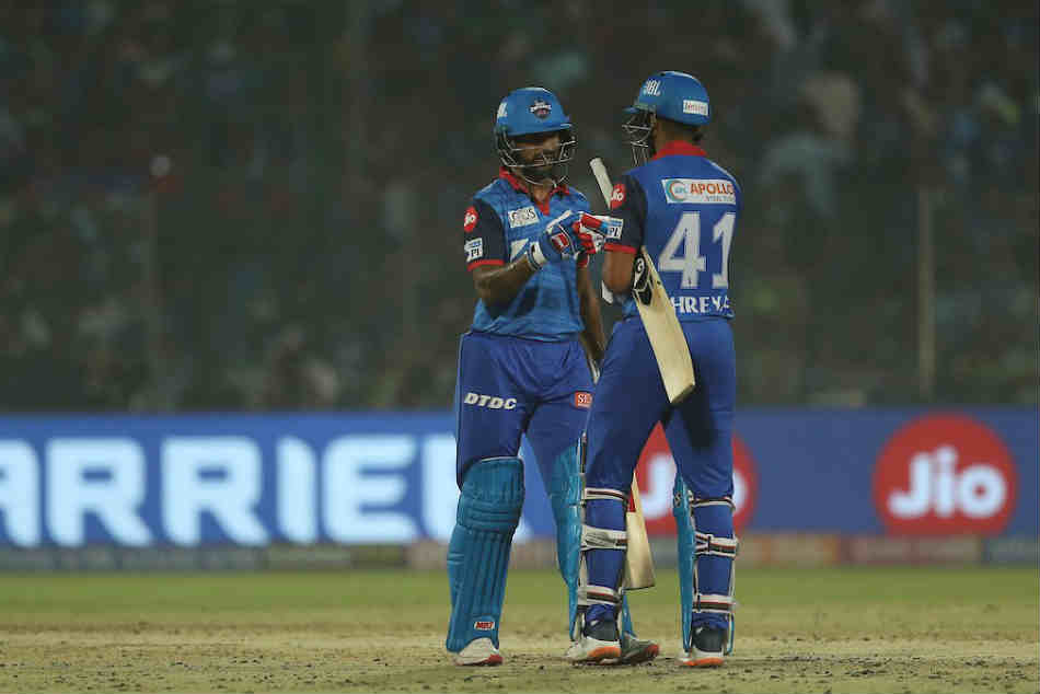 Dc Vs Kxip Live Score Ipl 2019 Delhi Capitals Beat Kings Xi Punjab By 5 Wickets