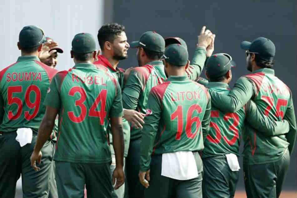 Bangladesh announce 15-man squad for the upcoming 2019 World Cup