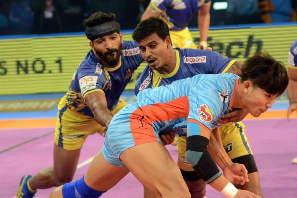 Pro Kabaddi League Pkl 2019 Auction Full List Of Foreign Players Bought