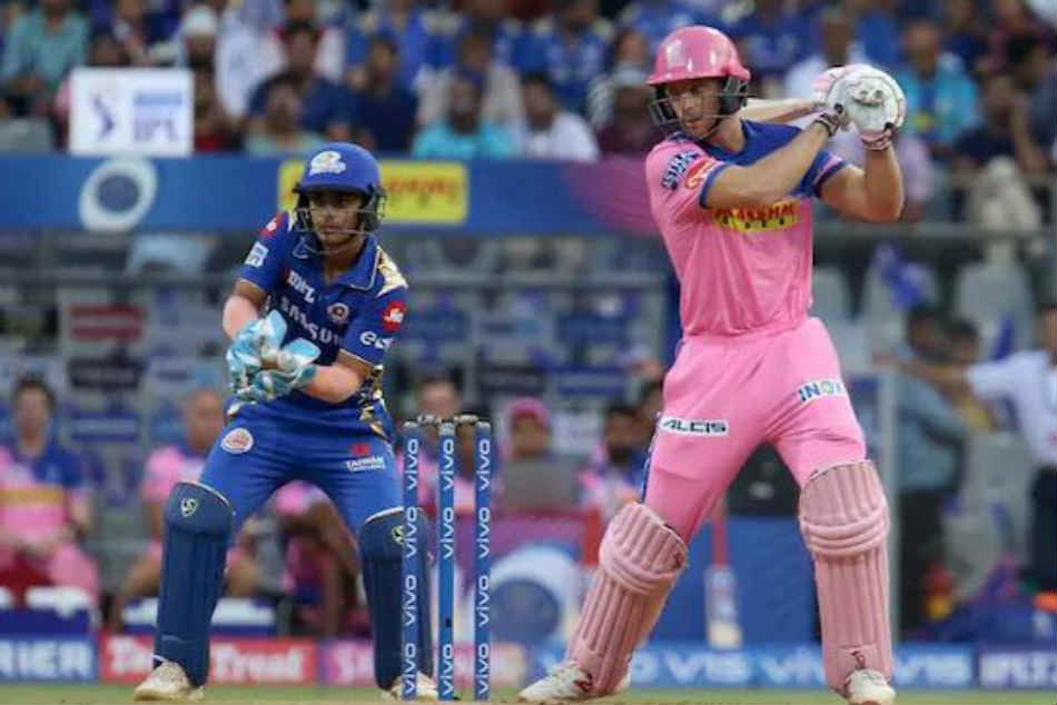 Ipl 2019 Mi Vs Rr Ipl Score Rajasthan Royals Beat Mumbai Indians By Four Wickets