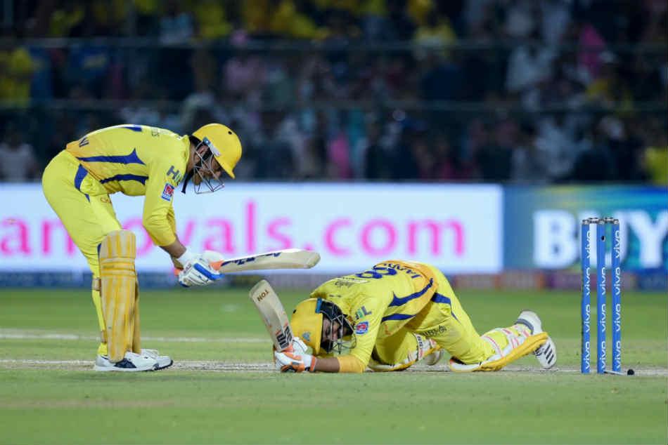 Ipl Rajasthan Vs Chennai Csk Won By 4 Wkts