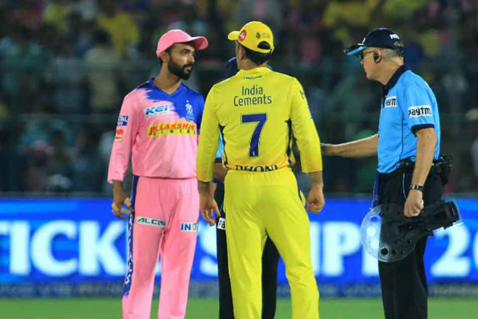 RR vs CSK: MS Dhoni was fired up by the way no-ball decision was handled says Fleming