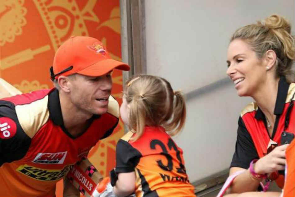 The Girls And I Are Proud Of You Wife Candice S Emotional Message For David Warner