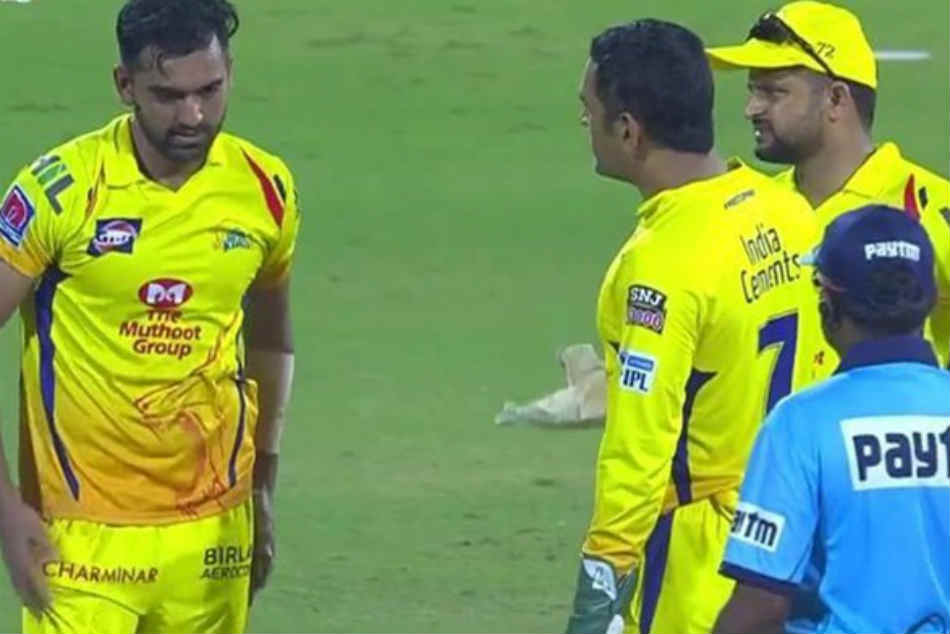 Dhoni bhai smiled and hugged me after the match: Deepak Chahar
