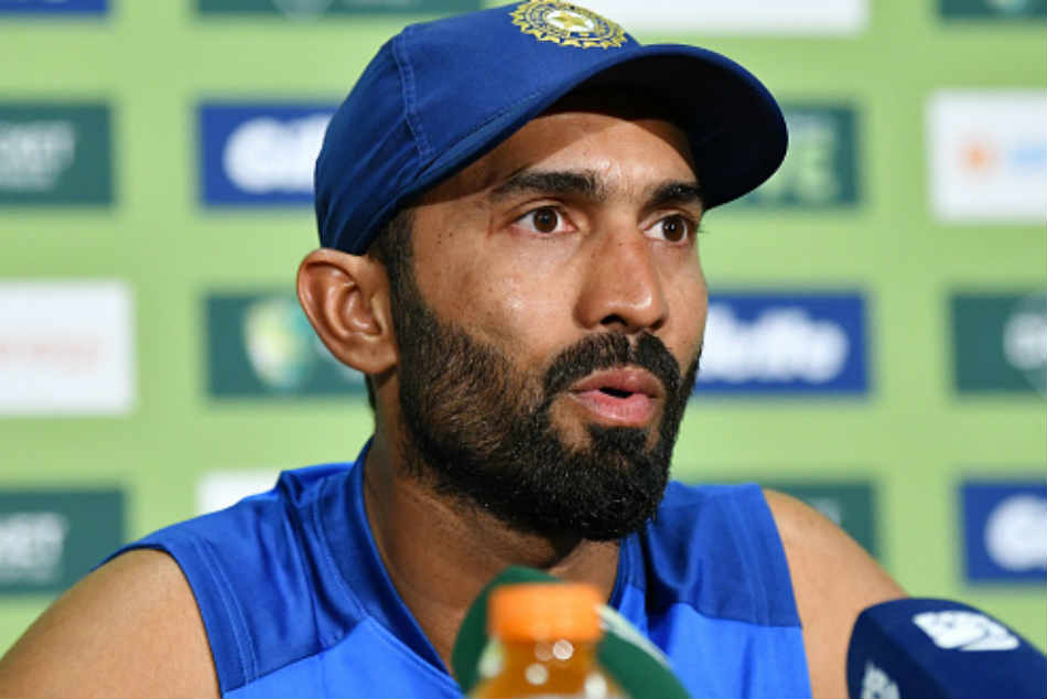 World Cup selection: Dinesh Karthik reacts over Rishab Pant