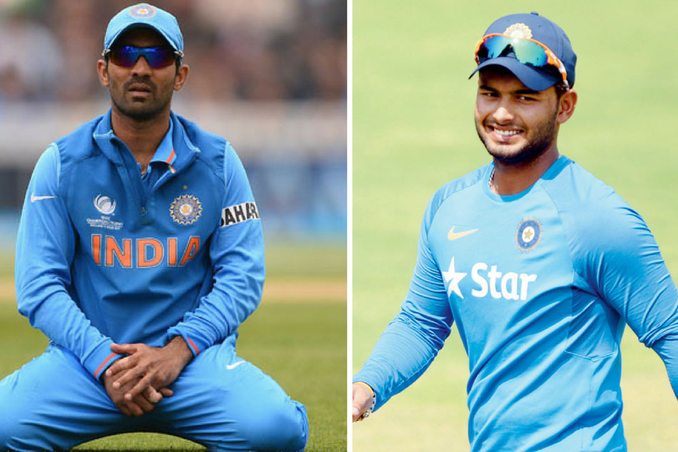 Twitter Divided After Rishabh Pant Misses Out On India S World Cup Squad