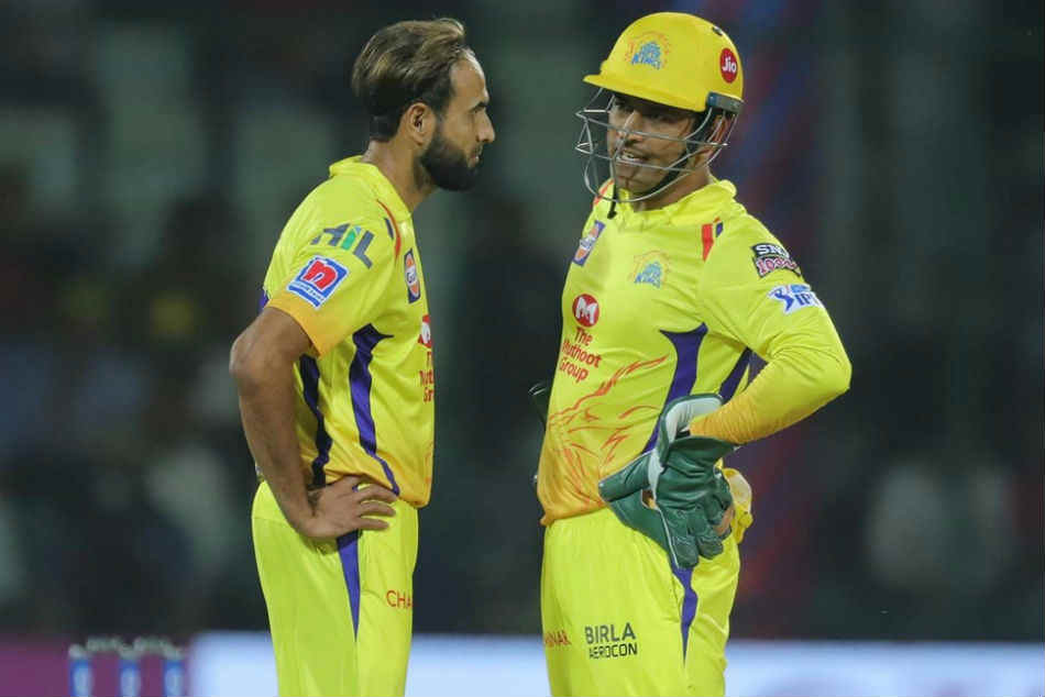 IPL 2019: Harbhajan Singh and Imran Tahir are like wine as they are ageing, says MS Dhoni