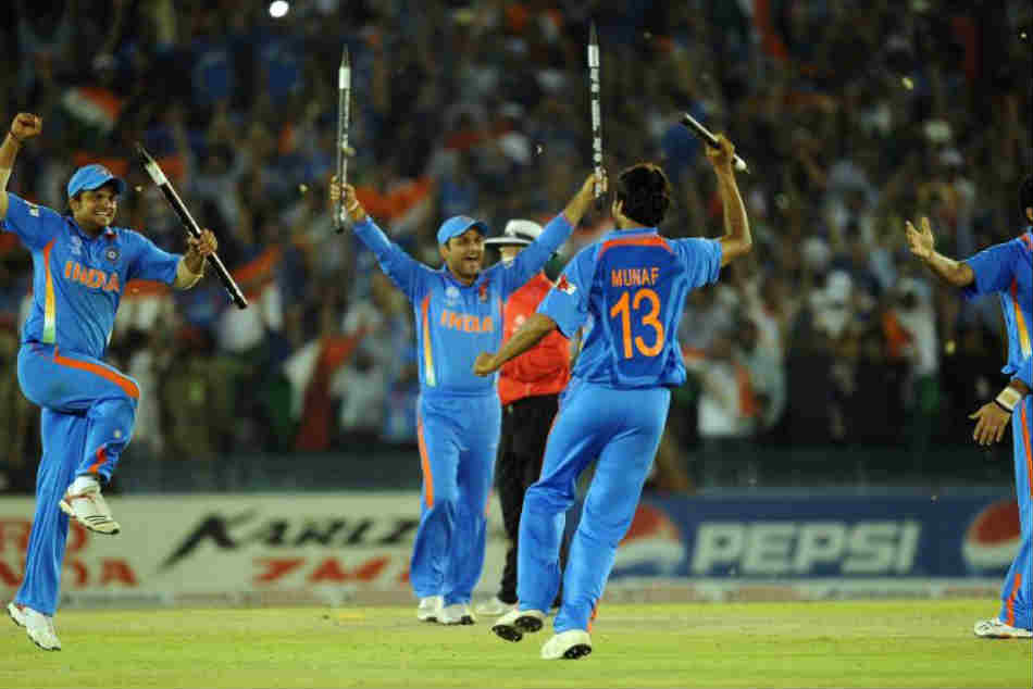 India World Cup Win On April 2 2011 Twitter Relives Golden Memories