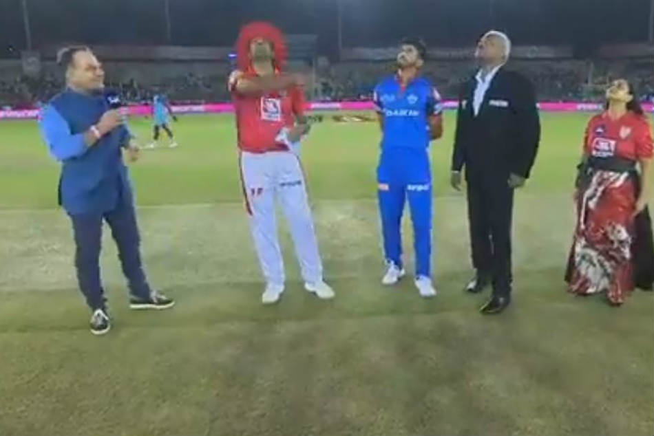 Ipl 2019 Kxip Vs Dc Ipl Score Delhi Capitals Win The Toss And Elect To Field