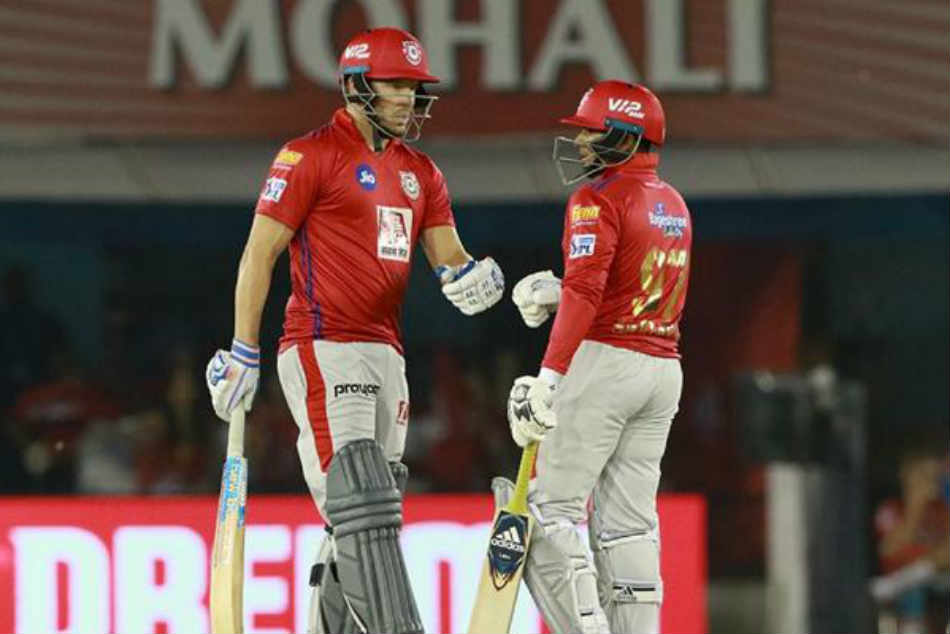 Ipl 2017 Kxip Vs Dc Ipl Score Chris Morris Kagiso Rabada Shine As Dc Restrict Kxip To 166