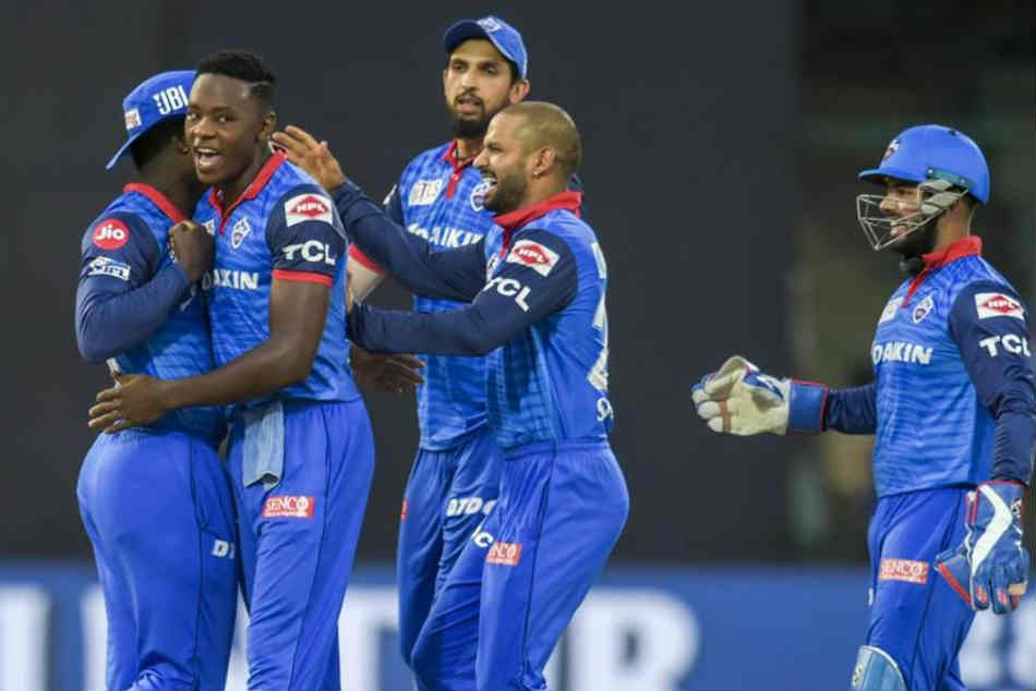 Ipl 2019 Rcb Vs Dc Delhi Capitals First Time Since 2012 To Reach Play Offs